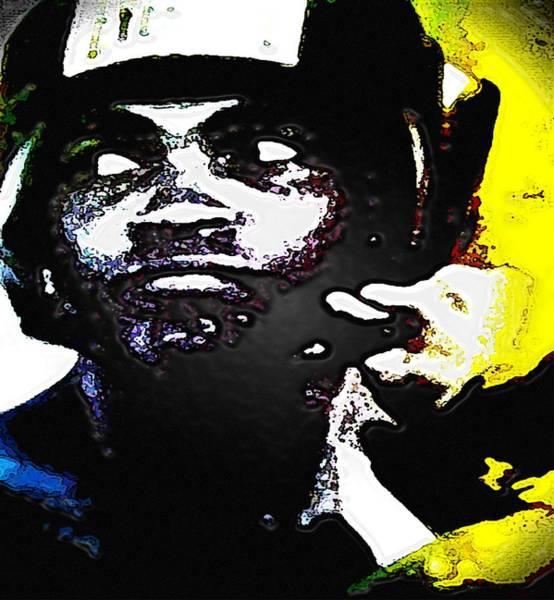 Boxing Mixed Media - Muhammad Ali by CD Kirven