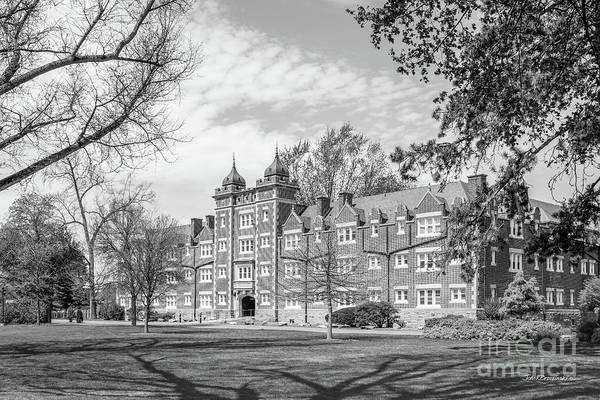 Muhlenberg Photograph - Muhlenberg College East Hall by University Icons