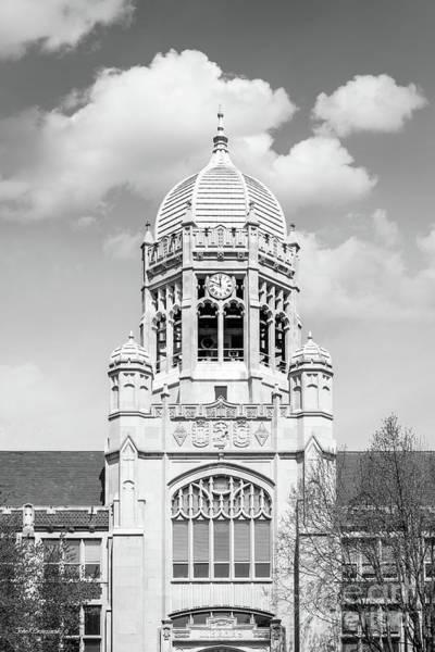 Muhlenberg Photograph - Muhlenberg College Haas Campus Center by University Icons