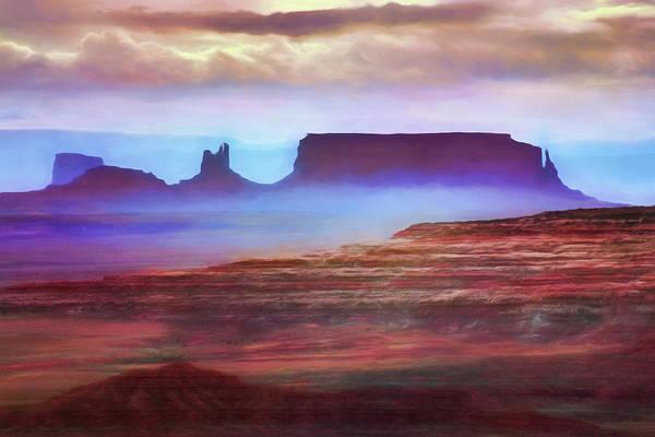 Wall Art - Photograph - Muley Point - After The Rain by Nikolyn McDonald