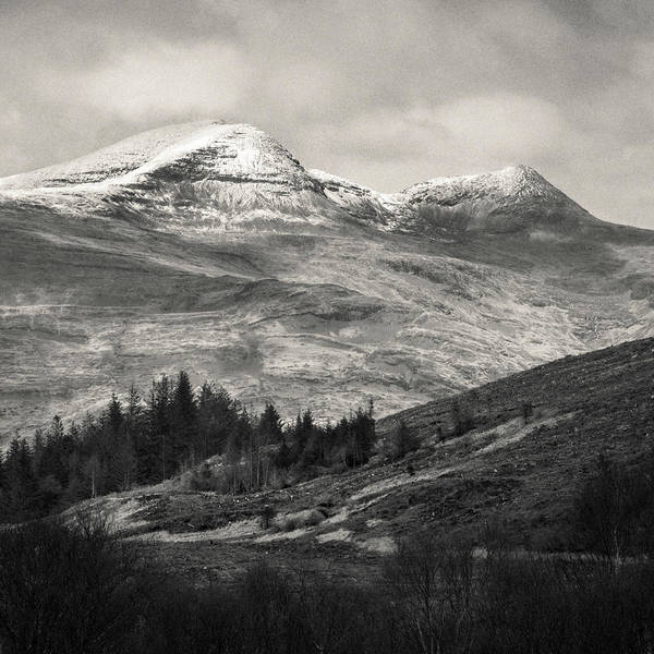 Wall Art - Photograph - Mull Landscape by Dave Bowman