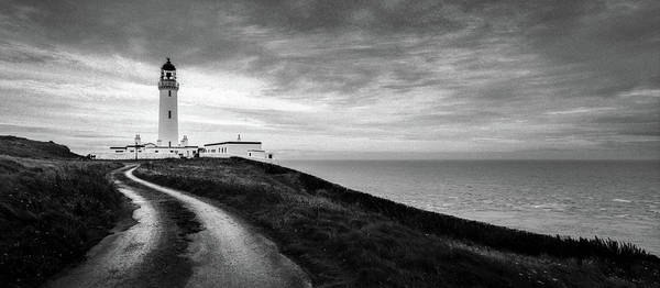 Galloway Wall Art - Photograph - Mull Of Galloway Lighthouse by Dave Bowman
