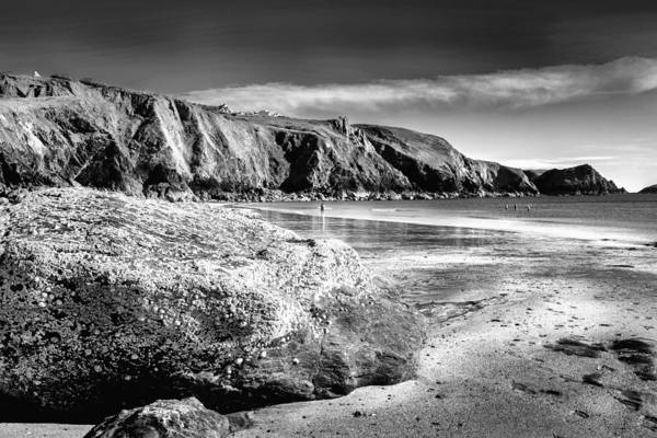 Photograph - Mullion Cove Cornwall by Scenes of Cornwall