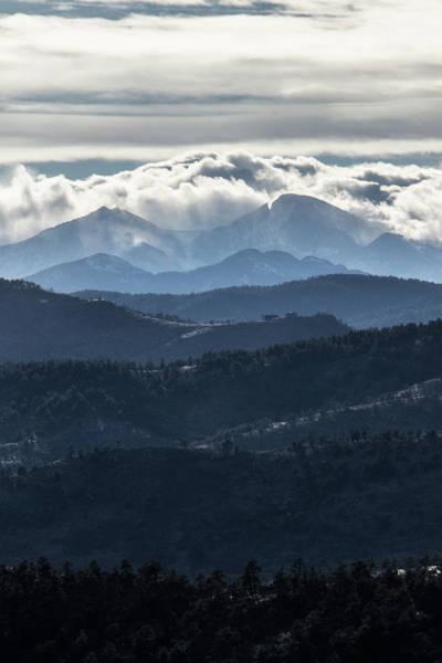 Photograph - Mult-i Peak by Tyson Kinnison