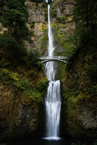 Wall Art - Photograph - Multnomah Falls by Oscar Gutierrez