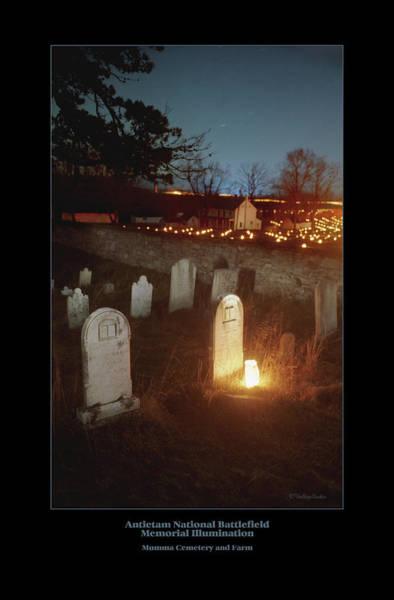 Mumma Cemetery And Farm 96 Art Print by Judi Quelland