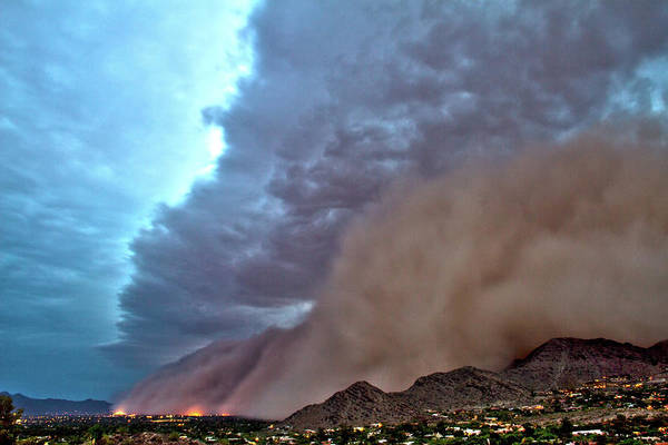 Camelback Mountain Photograph - Mummy's Sandy Blanket by Cathy Franklin