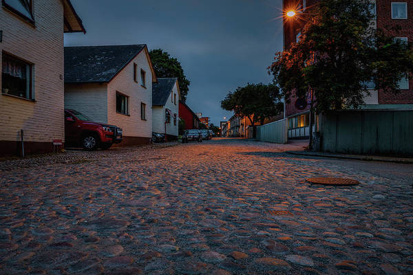 Photograph - Munksundsgatan #h6 by Leif Sohlman