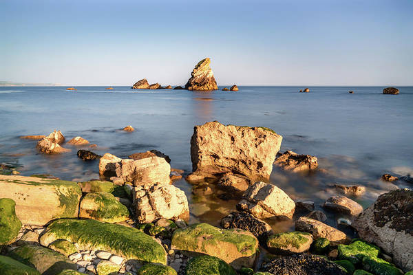 Photograph - Mupe Rock And Shore #2 by Framing Places