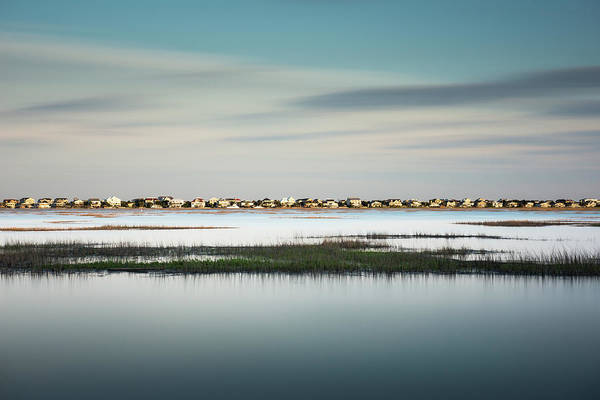 Wall Art - Photograph - Murrells Inlet Marsh by Ivo Kerssemakers