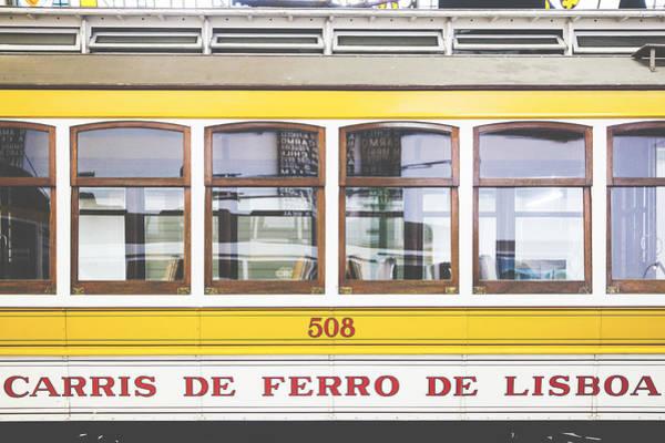 Carris Photograph - Museu Da Carris by Andre Goncalves