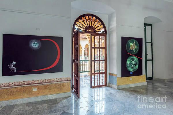 Wall Art - Photograph - Museum In Havana by Viktor Birkus