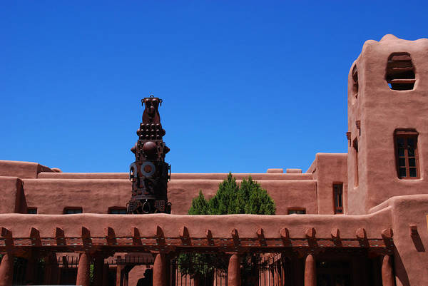 Photograph - Museum Of Indian Arts And Culture Santa Fe by Susanne Van Hulst