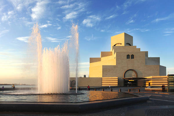 Photograph - Museum Of Islamic Art Doha Qatar by Paul Cowan
