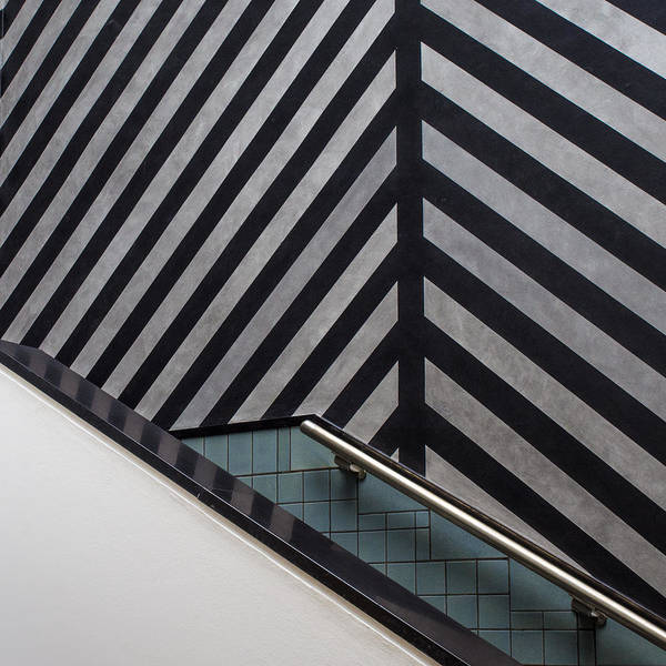 Staircase Wall Art - Photograph - Museum Staircase by Luc Vangindertael