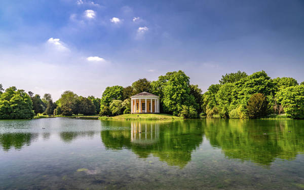 Photograph - Music Across The Pond by Framing Places