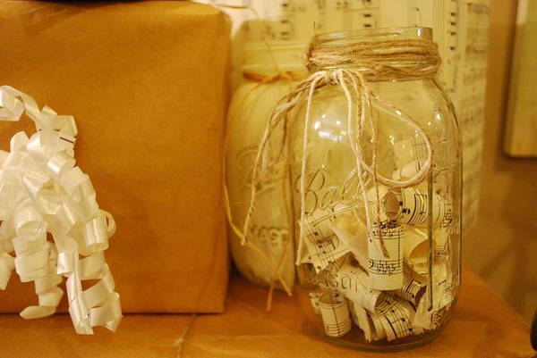 Photograph - Music In A Jar by Emily Page