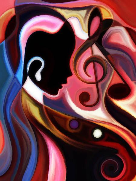 Music In The Air Art Print