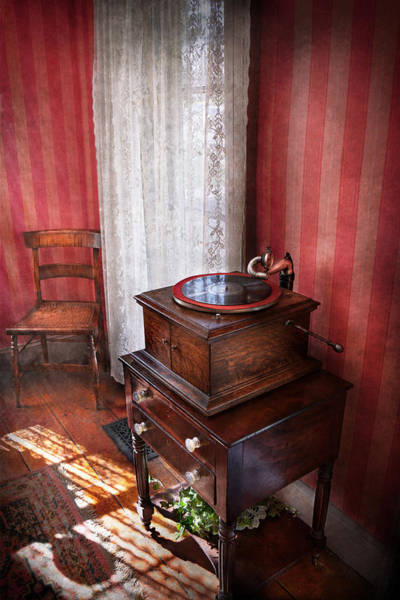 Photograph - Music - Record - Granny Is Going To Dance Later  by Mike Savad