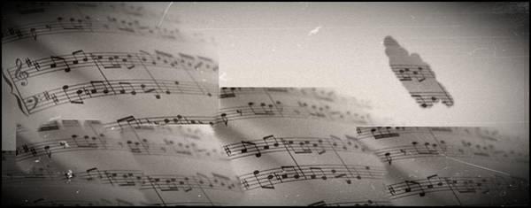 Digital Art - Music Score by Ana Johnson