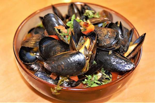 Photograph - Mussels Supreme by Kim Bemis