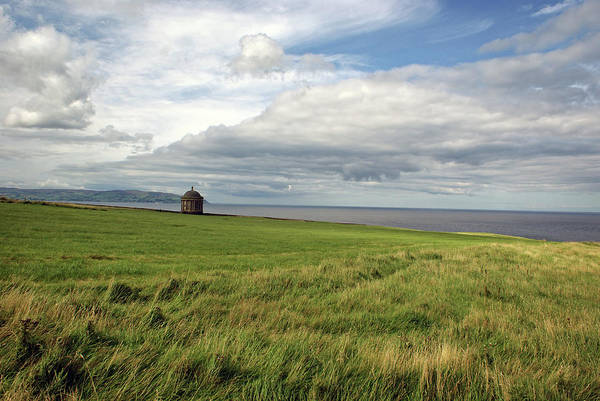 Photograph - Mussenden Temple by Colin Clarke