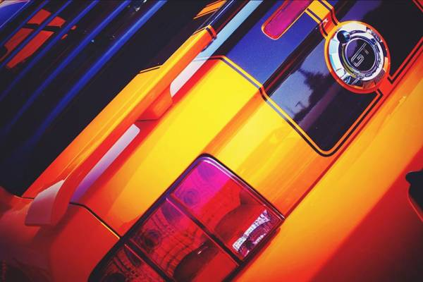 Wall Art - Photograph - Ford Mustang Gt by Kenneth Krolikowski