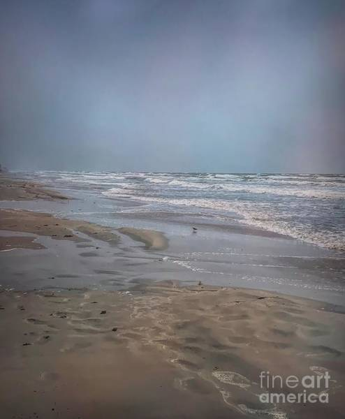 Photograph - Mustang Island Shore by Luther Fine Art