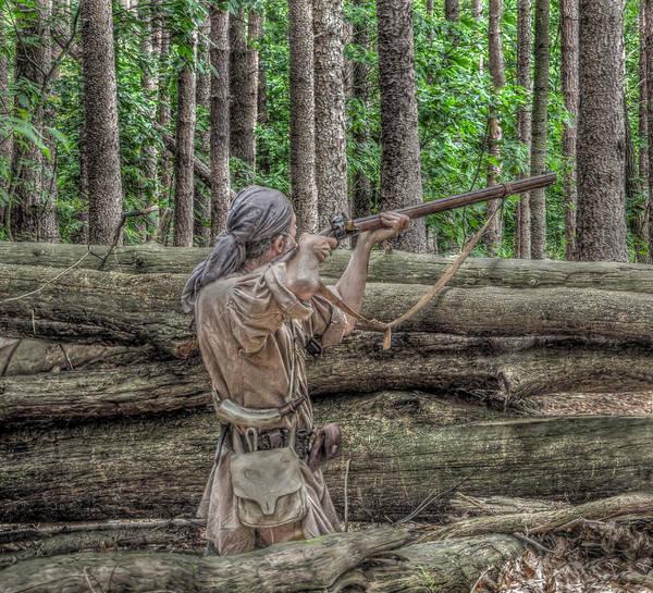 Musket Digital Art - Muzzleloader by Randy Steele