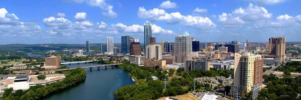 Photograph - My Austin Skyline by James Granberry
