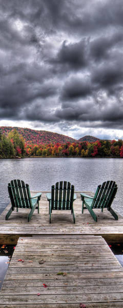 Photograph - My Autumn View by David Patterson