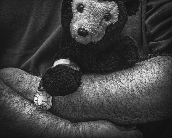 Teddy Photograph - My Boo Boo by Jon Woodhams