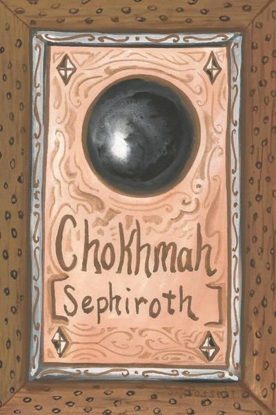 Painting - My Chokhnah by Sheri Jo Posselt