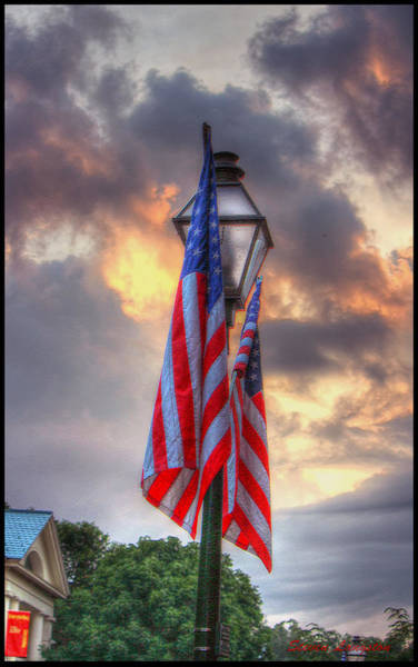 Wall Art - Photograph - My Country by Steven Lebron Langston