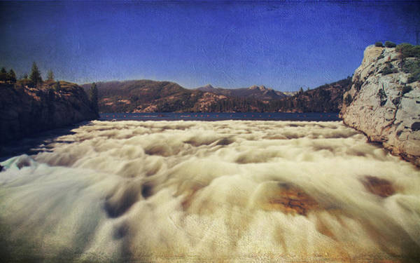 Spillway Photograph - My Cup Runneth Over by Laurie Search