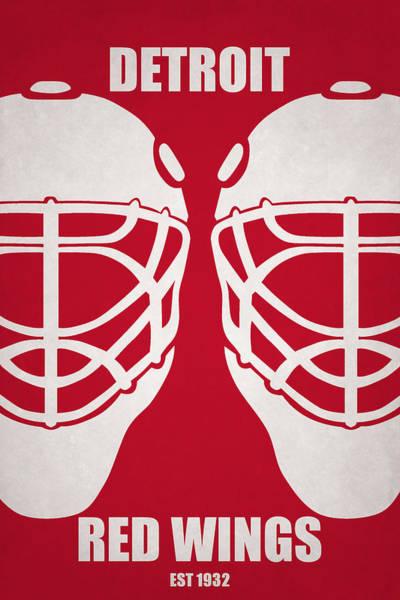 Wall Art - Photograph - My Detroit Red Wings by Joe Hamilton