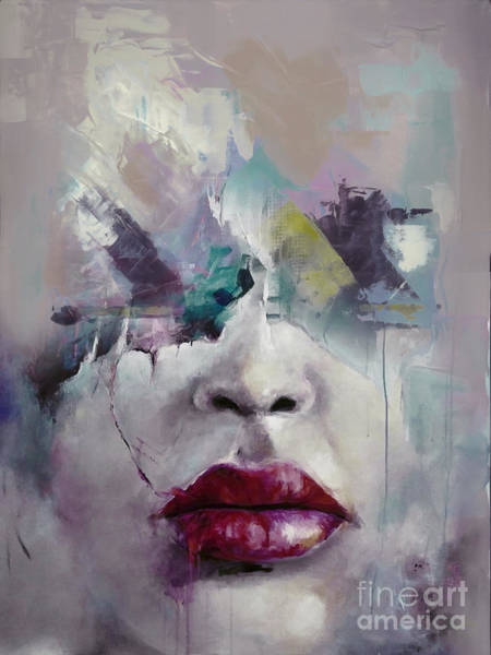 I Dream Painting - My Dream by Gull G