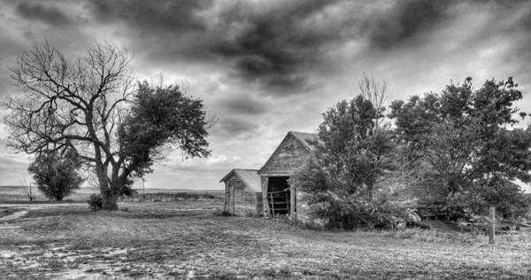 Photograph - My Father's Barn by Kathy McCabe