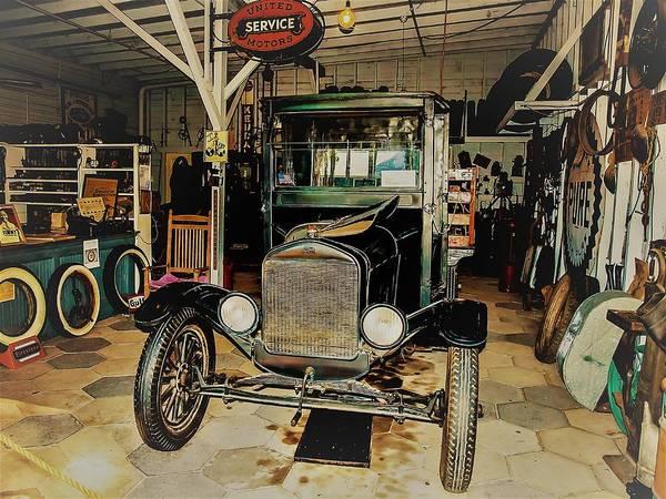 Photograph - My Garage Too by Randy Sylvia