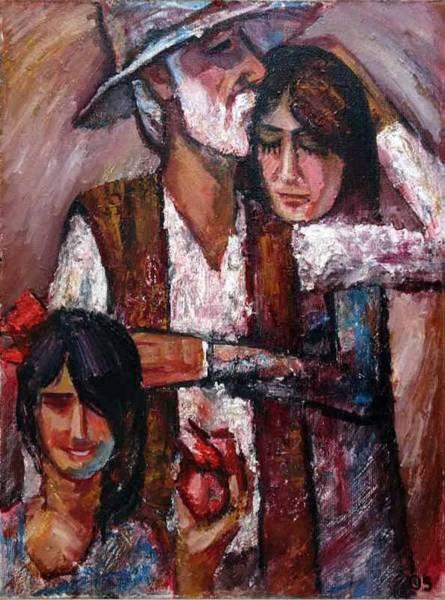 Najmaddin Huseynov - My Grandfather