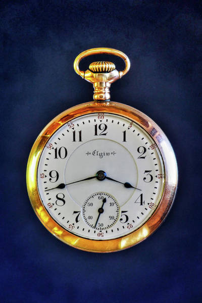 Photograph - My Grandfather's Watch by James Eddy