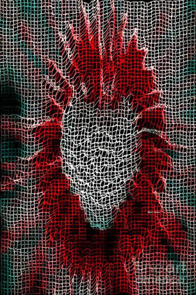 Digital Art - My Heart Belongs To You by Rafael Salazar