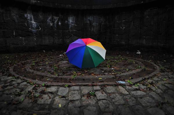 Photograph - My Inner Circle by Randi Grace Nilsberg