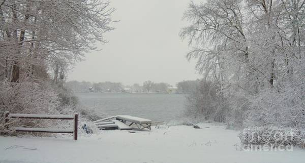 Willett Photograph - My Last Winter's Day In Walpole by Poet's Eye