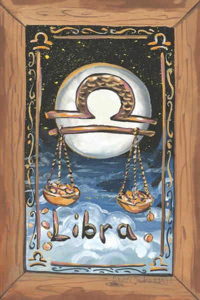 Painting - My Libra by Sheri Jo Posselt