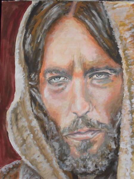 My Lord Art Print by Agnes V