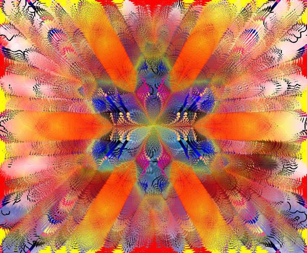 Digital Art - My Mandala by Catherine Lott