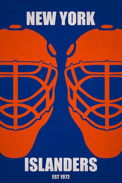 New York Islanders Photograph - My New York Islanders by Joe Hamilton