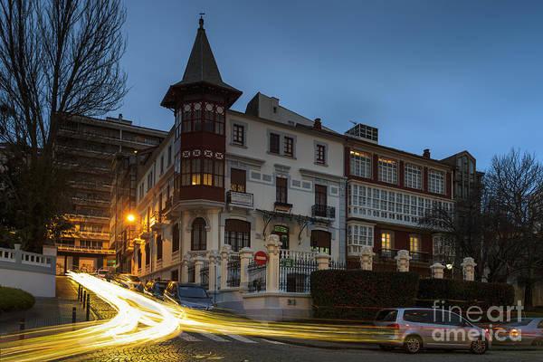 Photograph - My Old School Ferrol Spain by Pablo Avanzini