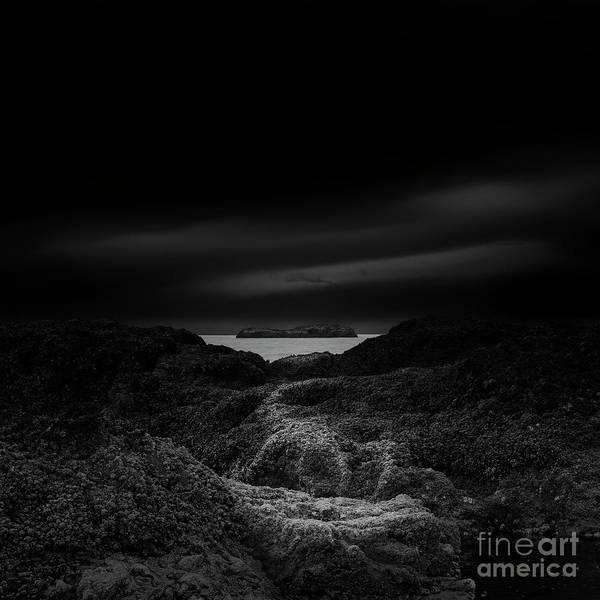 Wall Art - Photograph - My Secret Island by Masako Metz